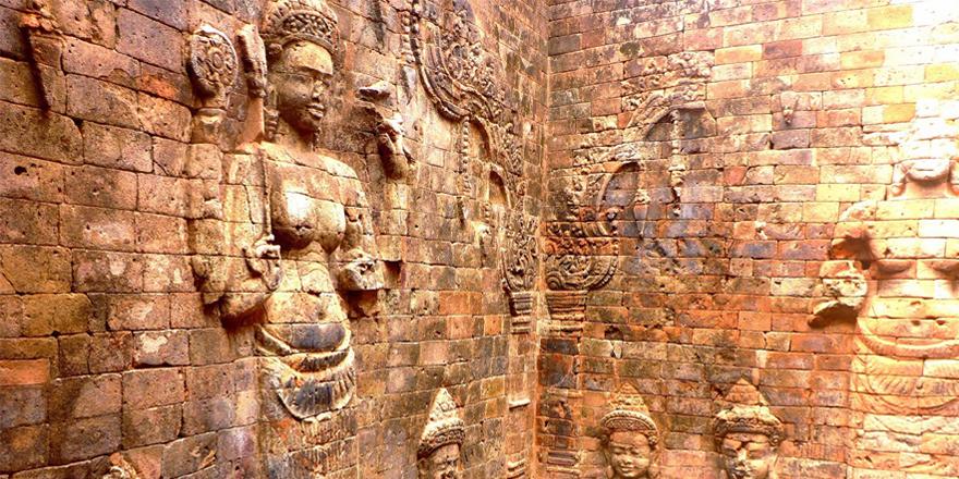 Un peu d'histoire du Cambodge