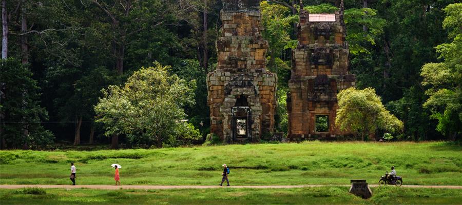 beauté du Cambodge